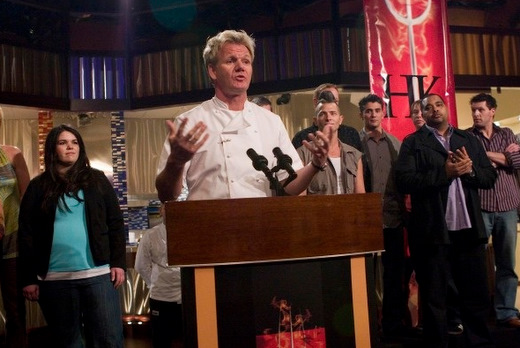 Ramsay Serves Up Chefs Image
